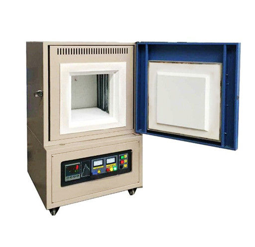 High Temperature 1400℃ Electric Lab Muffle Furnace, Chamber Furnace