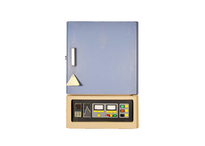 1700℃ Electric Lab Bench Top Chamber Furnace, Small Muffle Furnace