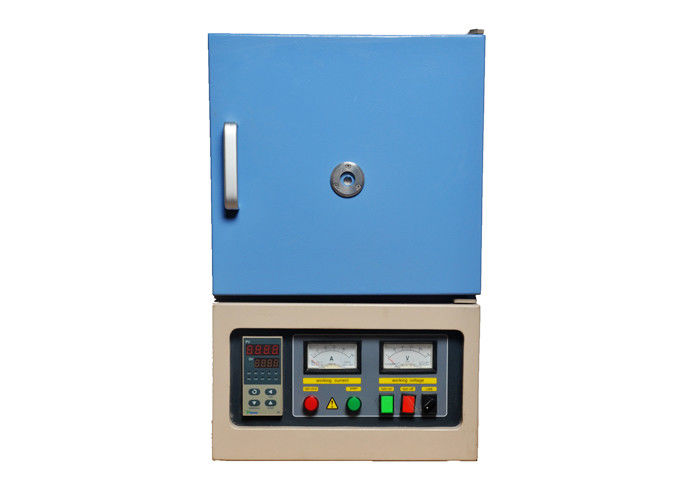 1800℃ Electric Lab Bench Top Muffle Furnace, 1800 Chamber Furnace