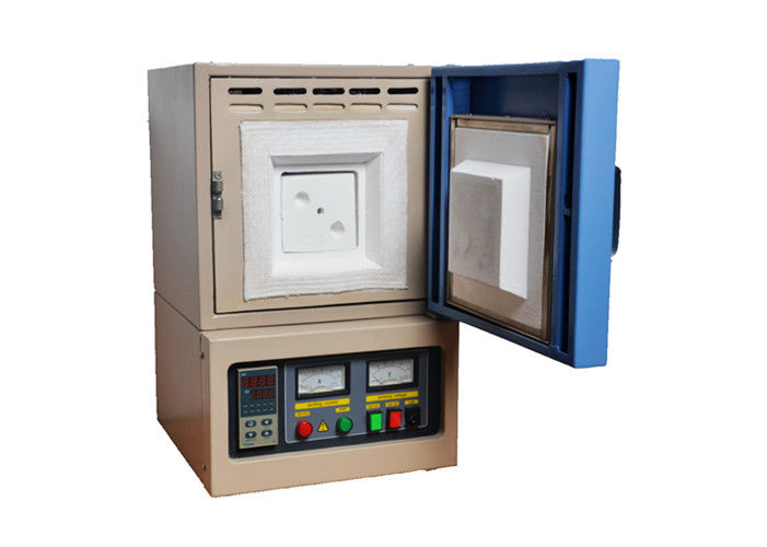 Fire Brick Lab Muffle Furnace 1200 C Annealing Box Type For Universities
