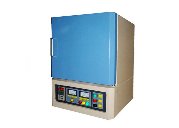 Electric Melting Lab Muffle Furnace High Thermal Effect Strength Structured